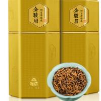 金骏眉茶叶特级正宗桐木关武夷山红茶浓香果香型黄芽金俊眉共500g