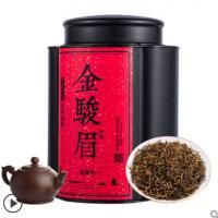 千茗语金骏眉红茶武夷山桐木关小种红茶 金俊眉黄芽茶叶散装500g