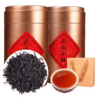 2019新茶春茶武夷山正山小种红茶茶叶散装罐装礼盒装桐木关500g