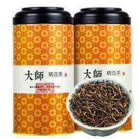 新茶金骏眉红茶蜜香型共500g 武夷山散装桐木关茶叶礼盒装