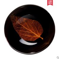 木叶天目盏 吉州窑建盏 茶盏茶具 主人杯茶碗陶瓷单杯茶杯