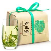 茶叶绿茶 雨前龙井茶叶春茶传统纸包